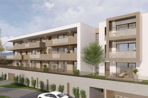 Premium Wohnen Sierning I 15 Eigentumswohnungen (52 m² - 91 m²) - ab € 181.000,--