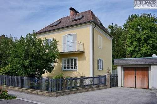 Feines Stadthaus im Villenviertel von Steyr