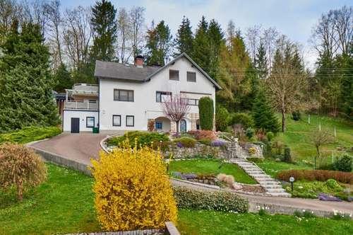 Einfamilienhaus mit Einzigartiger Aussicht