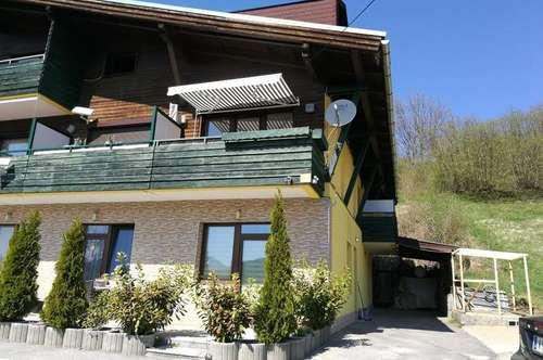 Gemütliches, kleines Apartment mit sonniger Terrasse Nähe Hafnersee