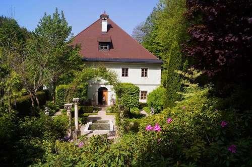 * Bezirk St. Veit * Historisches Jagdschloss mit Charme und Stil ohne Inventar *