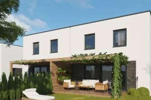Doppelhaushälfte mit kleinem Garten in Bad Deutsch Altenburg zu verkaufen