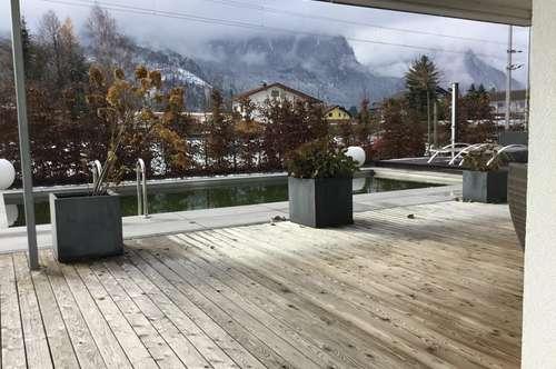 smart und safe home mit fantastischem Alpenpanorama...