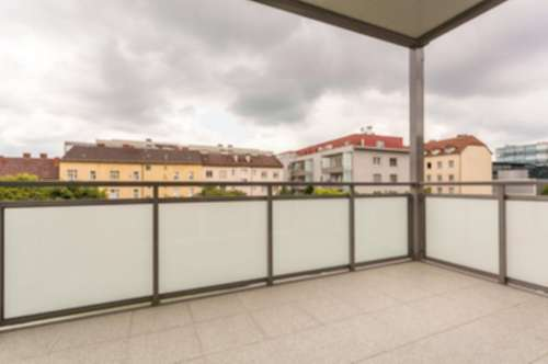 Neubau! 1 Zimmerwohnung mit Balkon in Linz!