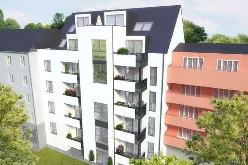 Erstbezug | Wunderschönes Penthouse mit Terrasse in Linz!!