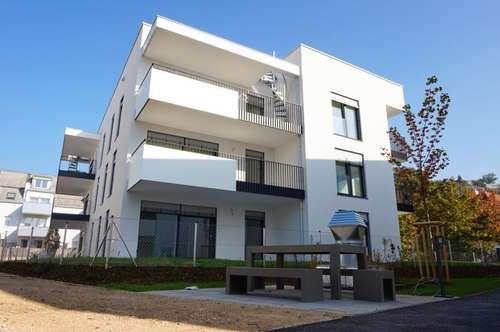 NEUBAU! | Traumhafte 3 Zimmerwohnung mit Eigengarten in Linz-Urfahr!