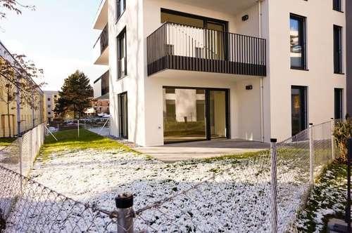 Erstbezug! | 3 Zimmerwohnung mit Garten in Linz-Urfahr!