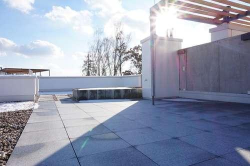 Erstbezug! | 3 Zimmerwohnung Dachterrasse in Linz-Urfahr!