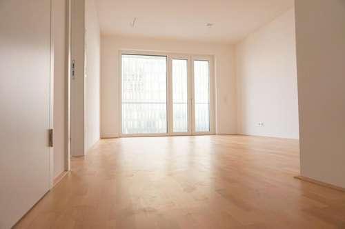 Erstbezug! 2 Zimmerwohnung im Lux Tower mit Balkon!