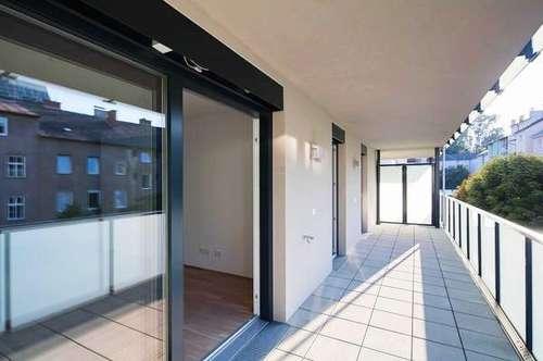 Traumhafte 3 Zimmerwohnung mit Balkon mitten in Linz!