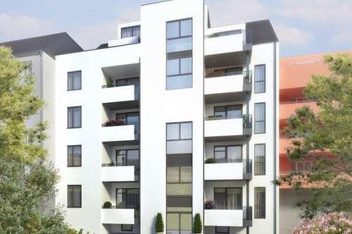 Erstbezug | Schöne 2 Zimmerwohnung mit Balkon in Linz!!