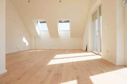 NEUBAU! Tolle 2 Zimmerwohnung mit Balkon in Linz!