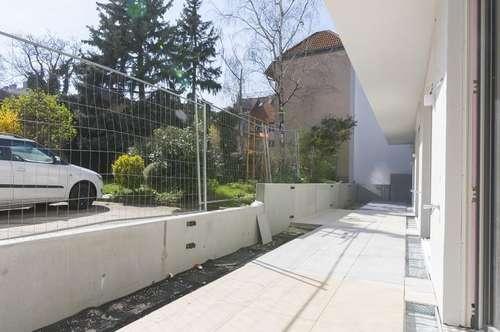 SIEBZEHN - Erstbezug, Büro/Praxis/Atelier inkl. südseitigem Gartenanteil