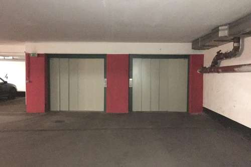 Garagenplatz - Augasse