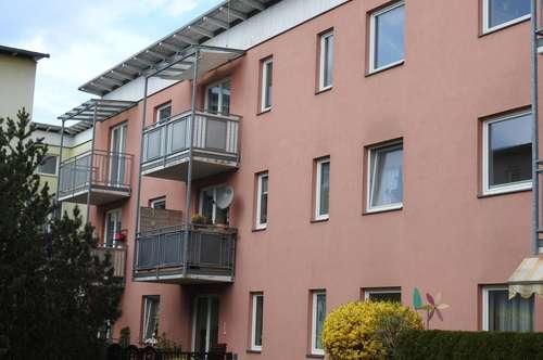 Gut aufgeteilte Zweizimmerwohnung südlich der PÄDAK