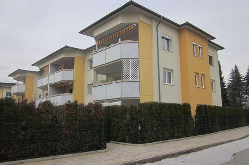 Moderne Dreizimmer-Neubauwohnung in Waidmannsdorf