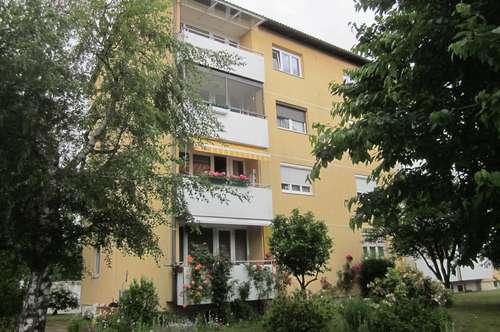 Renovierte Dreizimmerwohnung in Welzenegg