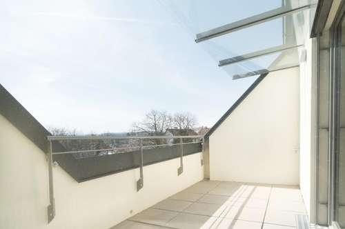 Unbefristete Terrassenwohnung in Hetzendorf - 3 Zimmer (WG Eignung)