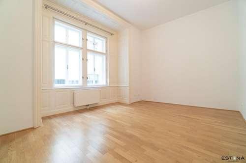 Perfekt aufgeteilte Wohnung nahe der Mariahilfer Straße