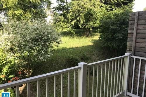 GALLSPACH - schöne 55,1 qm Erdgeschosswohnung mit Balkon zu vermieten!