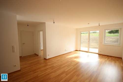 Gemütliche, neuwertige 53,47m² Wohnung mit Gartennutzung in Michaelnbach zu vermieten