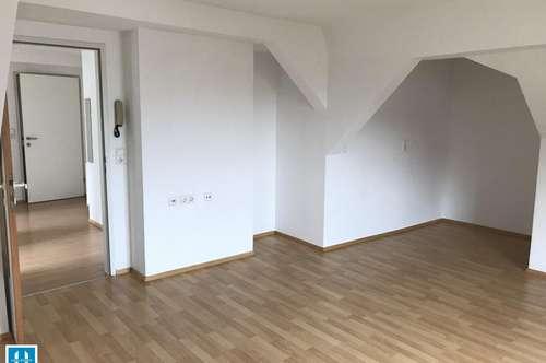 GALLSPACH - perfekte Single- oder Starterwohnung mit ca. 40 qm im Dachgeschoss zu vermieten