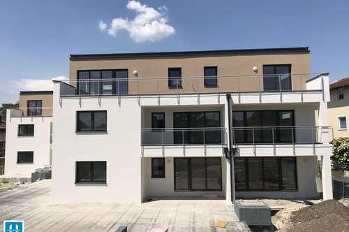 Wohnen in der Oidenerstraße - gemütliche 44,49m² Singlewohnung mit großer Terrasse zu vermieten - Bezug August 2019