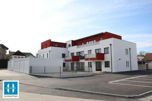 Top ausgestattete 56,5qm Gartenwohnung mit Einbauküche in Eferding zu vermieten