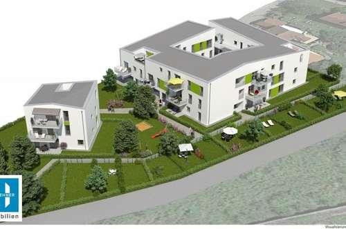 Projekt gediegen URBAN - 23 neue, moderne Mietwohnungen in LINZ PICHLING - Bezug Juni 2019