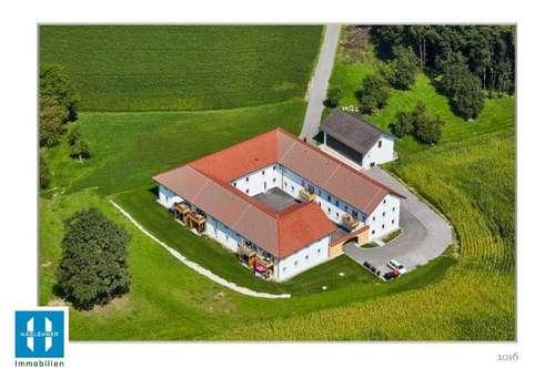 neuwertige, südseitige 58,63qm Erdgeschosswohnung in ruhiger Lage zu vermieten- BREITENAICH/SCHARTEN
