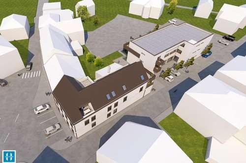 Im Mittelpunkt WAIZENKIRCHEN – Leben im Zentrum von Waizenkirchen - gemütliche 2 Zimmer-Gartenwohnung TOP A4
