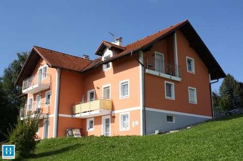 KIRCHHEIM IM INNKREIS - gemütliche ca. 40 qm Singlewohnung mit südseitigem Balkon zu vermieten