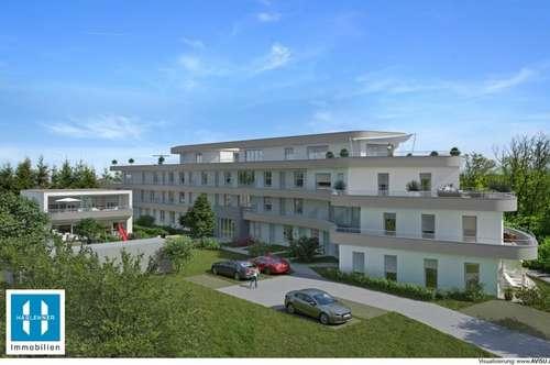 95,85m² Maisonettewohnung mit Eigengarten - PROJEKT TRAUNSCHIFF GMUNDEN