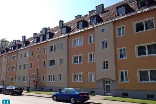 Vermietete, teilmöblierte ca. 55m² Eigentumswohnung nahe dem Grieskirchner Zentrum zu verkaufen!