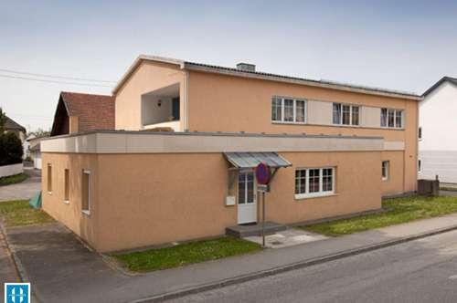 ORT IM INNKREIS - geräumige 110 qm Wohnung mit Balkon im Zentrum zu vermieten