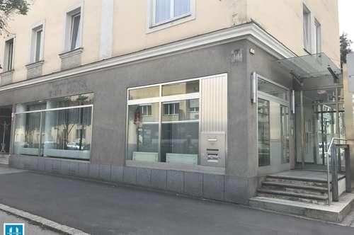 geräumige Büro-/Geschäftsfläche mit 281,70m² Nutzfläche in der Franckstraße in Linz zu vermieten PROVISIONSFREI!