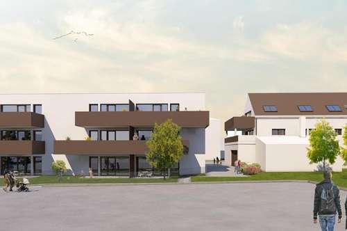 Im Mittelpunkt WAIZENKIRCHEN – Leben im Zentrum von Waizenkirchen - Gemütliche Erdgeschosswohnung mit Eigengarten TOP A2