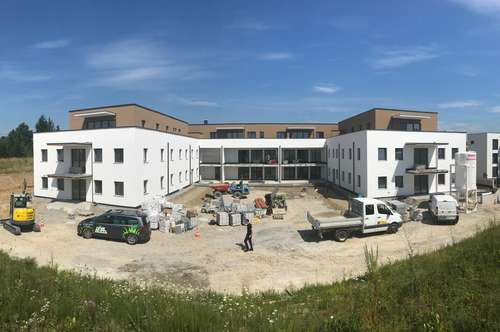 HINZENBACH - tolle 64,25m² Mietwohnung mit Balkon und Loggia zu vermieten