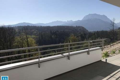 WOHNEN IM TRAUNSCHIFF GMUNDEN - gemütliche 54,02m² Mietwohnung mit tollem Ausblick und TG-Stellplatz