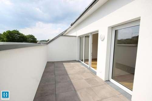Stilvoll Wohnen in Peuerbach - gemütliche 50,05m² Wohnung mit toller 18m² südseitiger Terrasse