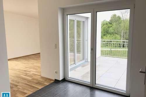 Projekt gediegen URBAN - tolle 69,92m² Wohnung mit Terrasse und Balkon zu vermieten - Erstbezug