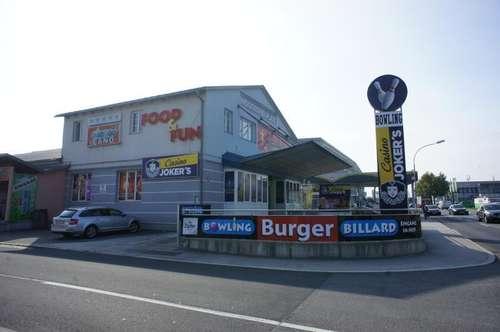 Ihr Lokal in bester Lage an der Ennserstraße, 200 - 500 m² möglich!
