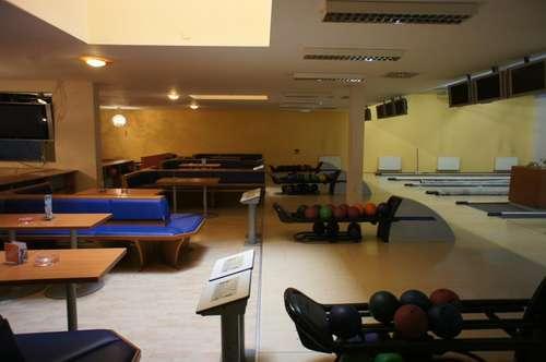 Bowling- und Freizeitcenter in bester Lage an der Ennserstraße!