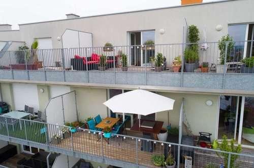 4 Schlafräume und 2 Terrassen mit beeindruckender Aussicht!