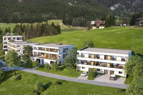 Großzügige 3-Raum Gartenwohnung in Saalfelden