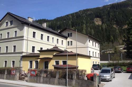 Günstige 3-Raum Dachgeschoss-Wohnung in Bad Gastein