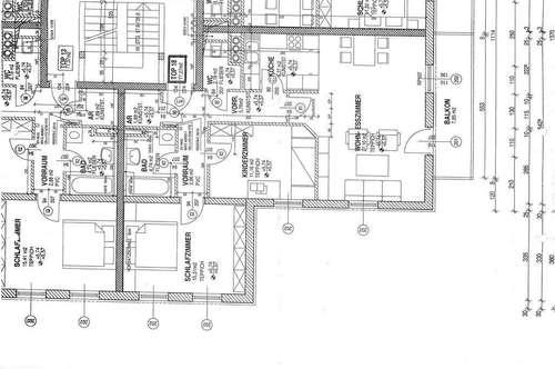 Geräumige 3-Raum Wohnung in Grödig