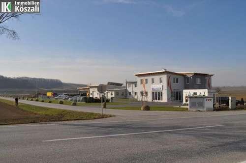 Gewerbegrundstücke Bauland Betriebsgebiet - Ihr Unternehmenssitz im Mittelpunkt von Niederösterreich!