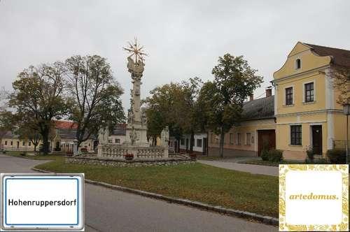 20 MINUTEN von Wiener Stadtgrenze - FAMILIENHAUS mit 190 m² WOHNFLÄCHE und 75 m² WOHNKELLER in IDYLLISCHER RUHELAGE