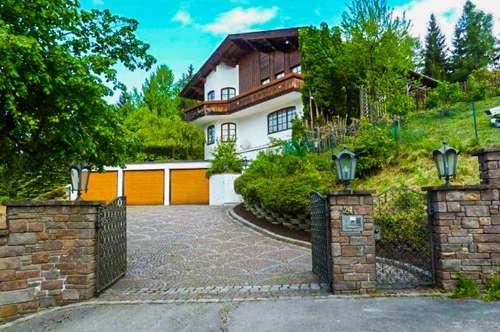 Top Gelegenheit! Luxusvilla mit gewidmetem Freizeitwohnsitz mit traumhaften Blick auf die Lienzer Dolomiten